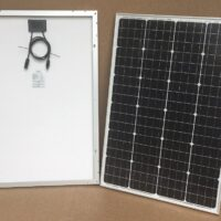 Solar modules with frame - various models