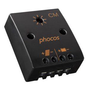 Solar charger Phocos CM, 4-10 Amp, 12V