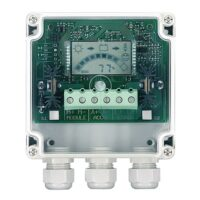 Solar Charge controller IP 65 isolated