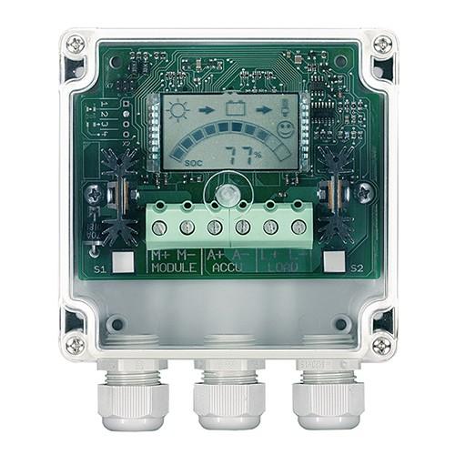 Charger display Steca PR 2020-IP 65