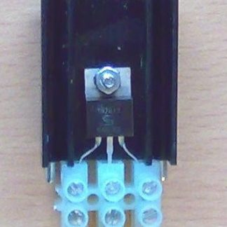 12-24V Voltage regulator