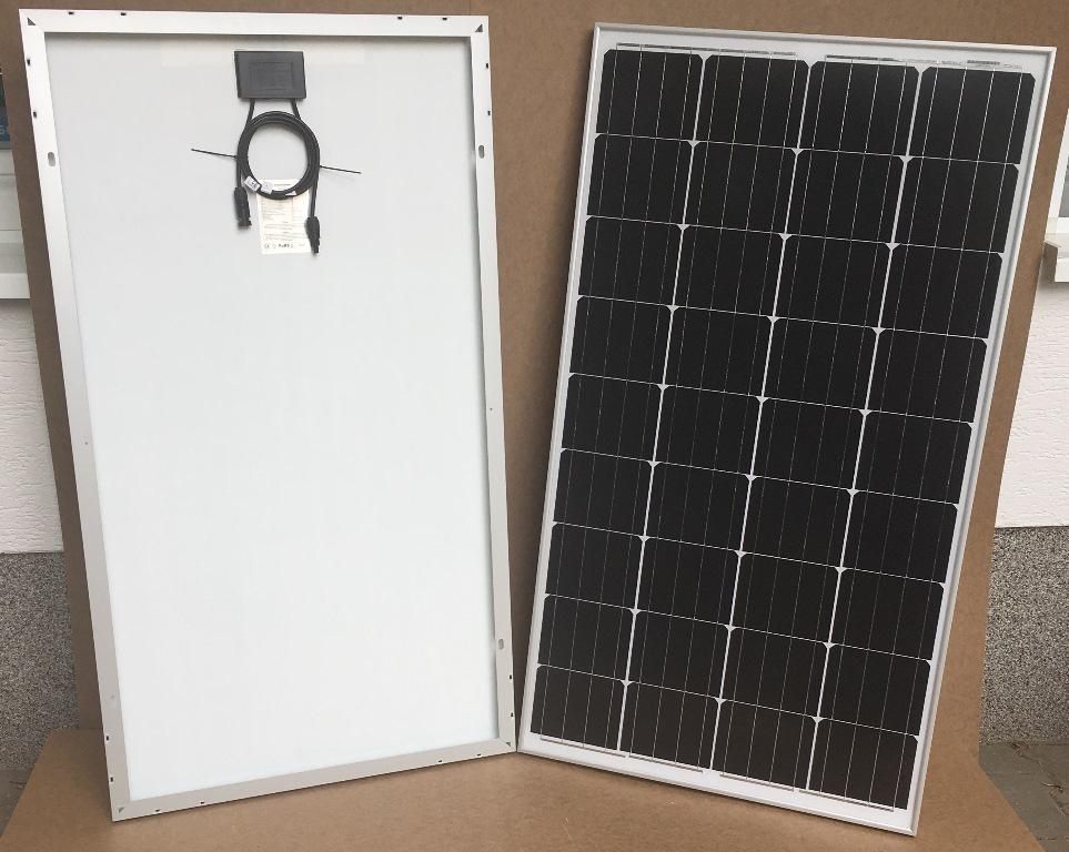 Solcelleanlæg 260W/24V