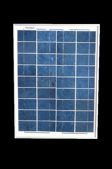 20Wp / 12V Solar panel PV-20-P-36
