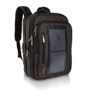 Skoletaske/rygsæk Solar Backpack Packr Executive