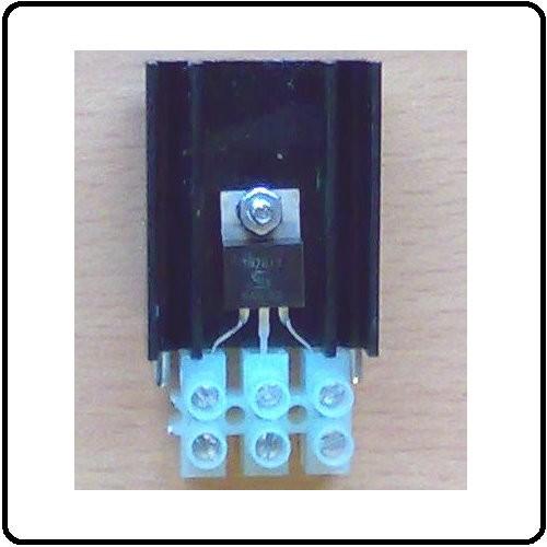 -Ventilations kit med solcelle KCVR med rørventilator