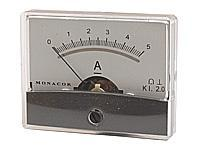 Analog Ampermeter PM-2, 3A, 5A, 10A