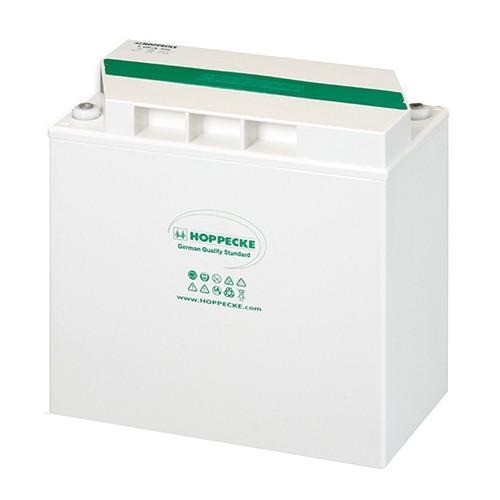 Hoppecke 6-12V GEL battery solar