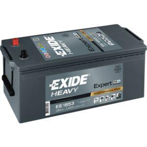 Batteri Exide Dual Marine & Multifit 12v, 80-225Ah