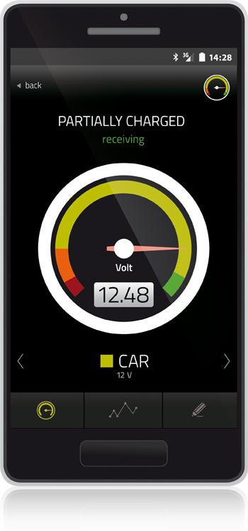Bluetooth sender 6V, 12V eller 24V 3