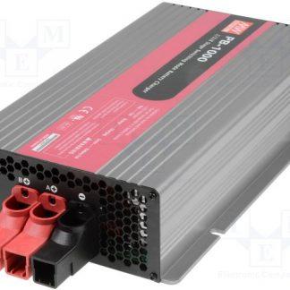 Battery charger & converter 12, 24, 48V