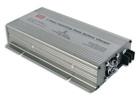BRUGT Batterioplader PB360-12, 12V/24A