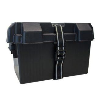 Batteri Boks HM318BK-PLT
