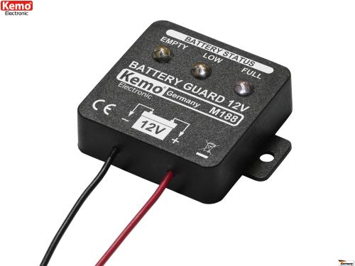 Batteri vagt 12 V - M188