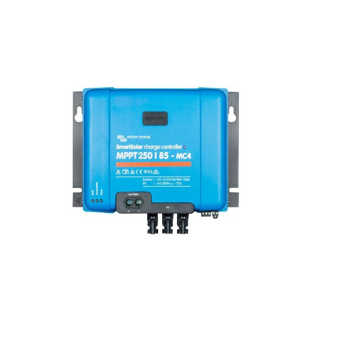 Smart Solar Charge Controllers 250V