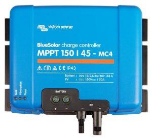 Victron BlueSolar MPPT Solar Charger Sol:150V, 45-100A, 12/24/48 Volt