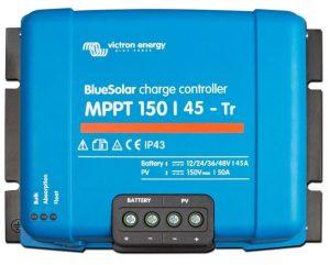Victron BlueSolar MPPT solar Charger, 150V, 45-100A