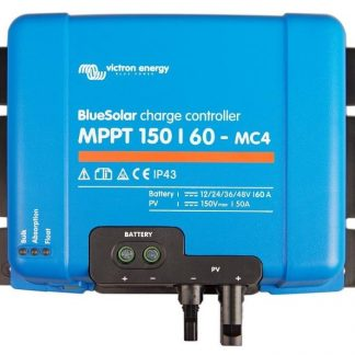 MPPT solar charge controller 12/24/48V