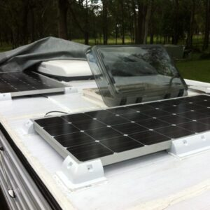 Solar PV for boat, motorhomes and caravans