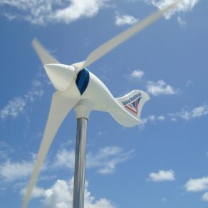Windgenerator Rutland 1200, til båd 7