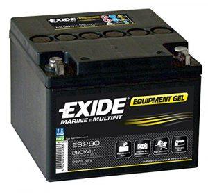 Exide EQUIPMENT Gel Batteri ES290 12V 25Ah