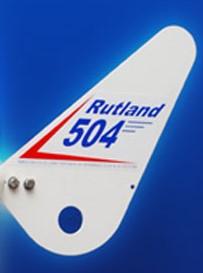 Rutland 504, 12V - hale med skruer