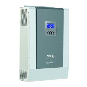 Hybrid inverter with solar PV charger