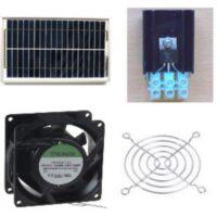 Solar Ventilation kit KCVM05
