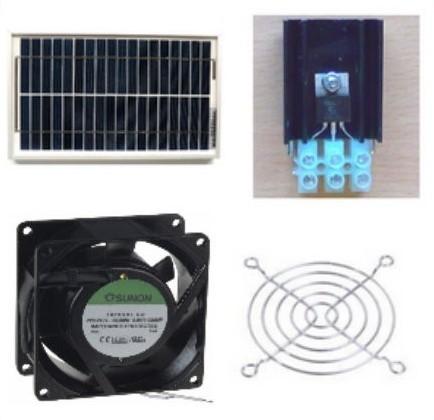 Ventilation kit KCVM05