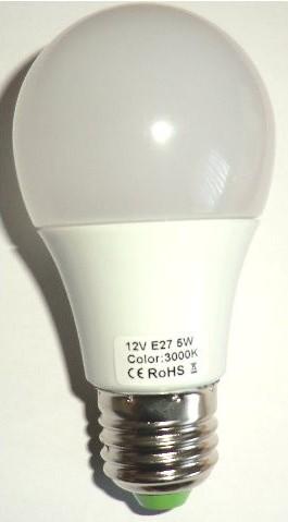 LED lamp 5W/12V