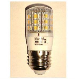LED bulb 12-24V, 4W, E27 base