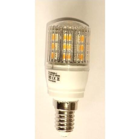 LED bulb 12V / 24V 3.8W E14