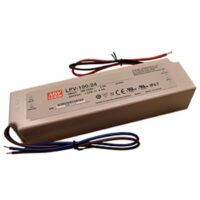 Power supply for 12V-24V LED bulbs and lamps