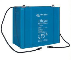 Victron Energy 12,8 Volt Lithium Batteri Smart LiFePO4, 60-300Ah