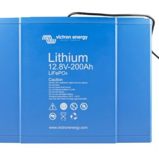 Lithium LiFePo4 batteries up to 200Ah/12V