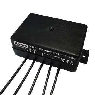 Twilight switch 12 V/DC M122