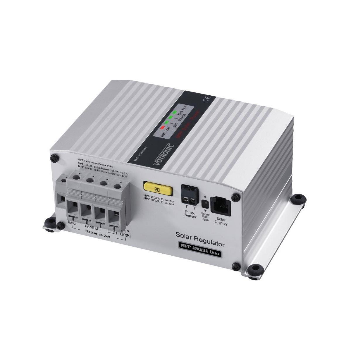 Solar Charging Controller MPP 480/24