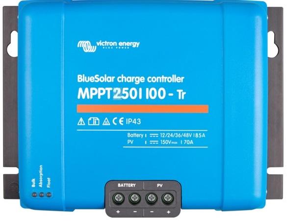 Victron SmartSolar MPPT solar charger 250V, 85A & 100A