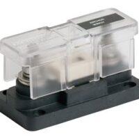 Fuse holder and panelboards 12-24-48V