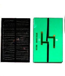 Mini solcelle 5.5V/185mA/1,0W