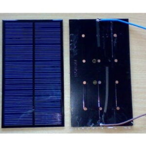 Mini solar panels 4 to 15V