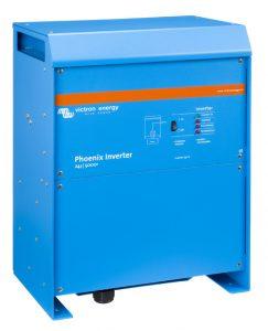 Inverter / Växelriktare 12,24,48V till 230V
