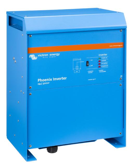 Inverter Victron Sinus Phoenix 5000 VA,12/24/48V