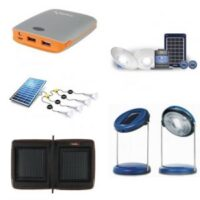 Pico Solar Kits, small mobile lighting systems