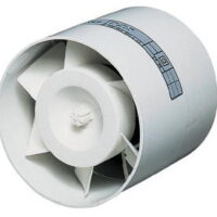 24V/4W WallAir 100mm ventilator