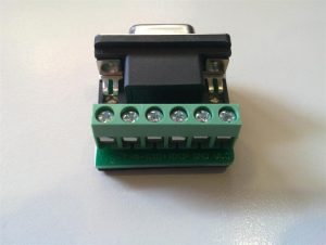 USB Adapter Serial RS485 RS422 til Ginlong Inverter