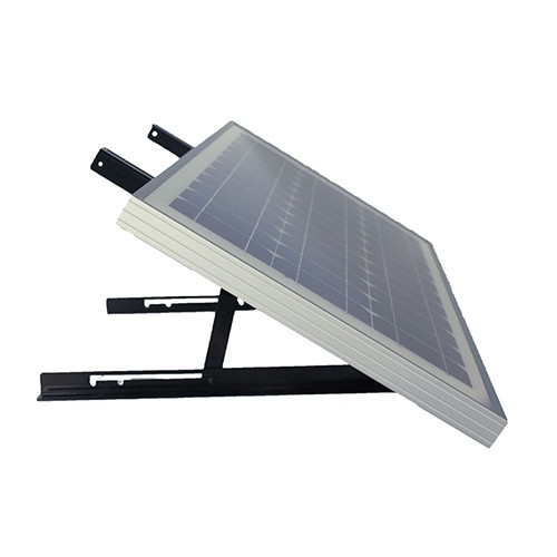 SMS1 - Monterings beslag til solceller - SORT