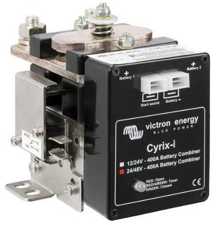 Skillerelæ Victron Cyrix-i 24/48V-400A