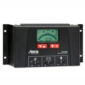 Solar Charge Controller Steca Solarix 25A, 40A, 12/24V