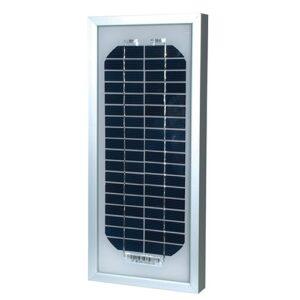 5Wp/12V solcelle ETSolar M53605 Mono