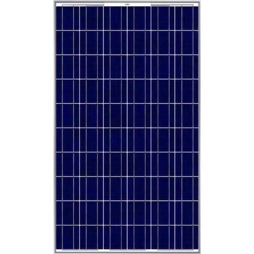 1,04kWp Nettilsluttet solcelleanlæg - polykrystallinske moduler